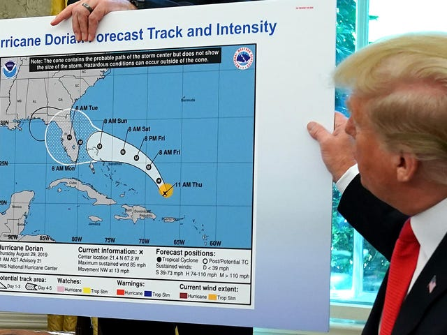 Who Is Responsible for Donald Trump's Hurricane Coloring Book? An Investigation