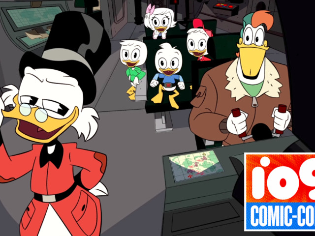 This New DuckTales MovieClip Shows Scrooge and Family Taking a Hilariously Dysfunctional Trip to Atlantis