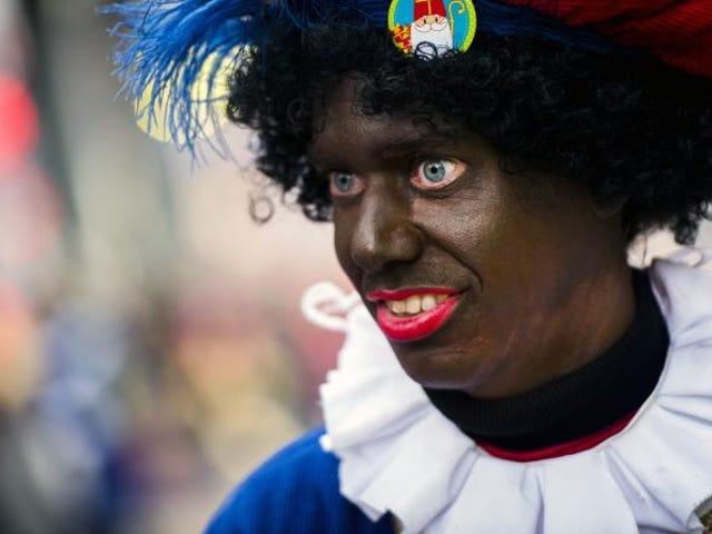 Un politicien flamand s'habille en «Black Pete» controversé - alias Blackface