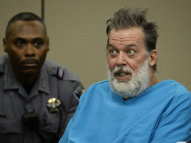 Planned Parenthood Shooter Robert Dear Ruled Incompetent to Stand Trial Again