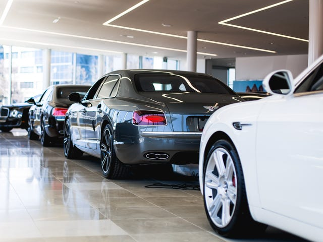 Watch Out For Dealerships That Cater To Customers Who Don't Care About Money