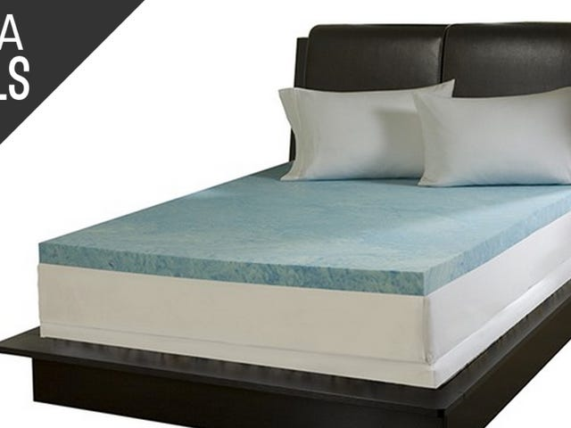 A Better Night's Sleep Starts at $55 Shipped