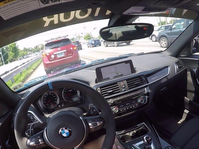 M Town Tour BMW M2 Competition POV Drive