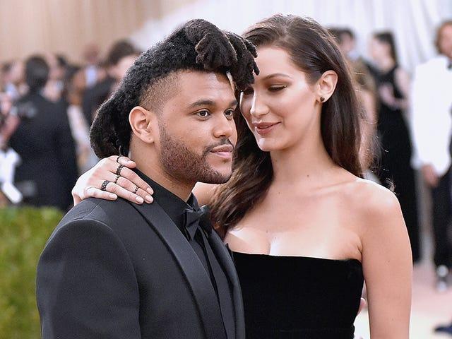 Schauen Sie, was sie getan haben, The Weeknd und Bella Hadid haben sich getrennt