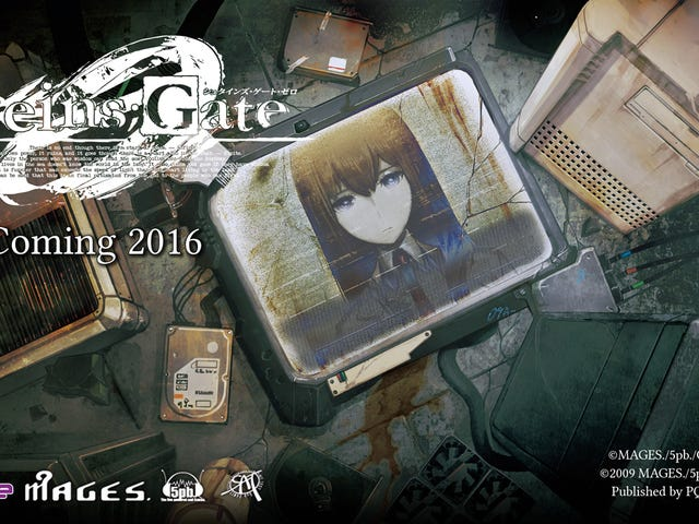 Steins; Gate 0 English Localization Confirmed for PS4/PSVita