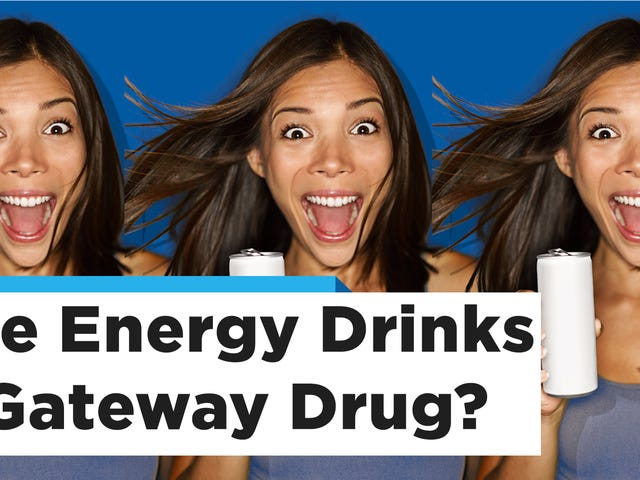 Energy Drinks Won't Make You a Coke Addict: Cocaine Will Make You A Coke Addict