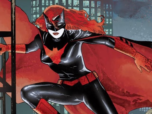 Batwoman Needs a Phenomenal Wig for Her Live-Action CW Show