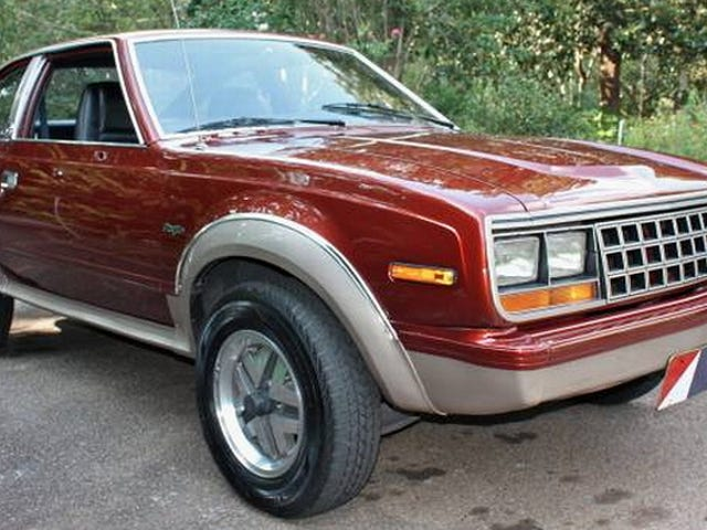 For $4,900, This 1982 AMC Eagle SX/4 Looks Ready To Fly