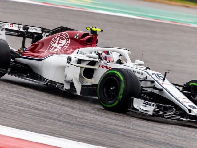 Sauber F1 Team Has Been Renamed Alfa Romeo Racing