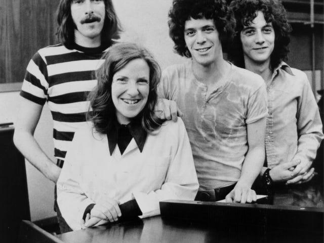 Friday Velvet Underground