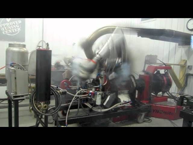 Bad day at the dyno for a 12V Cummins