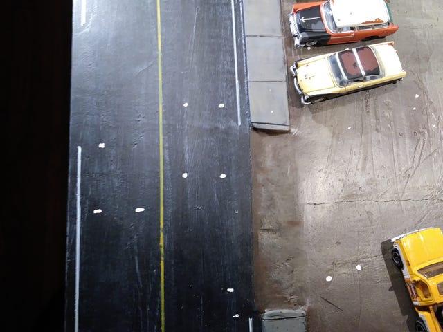 Diorama builders' help needed