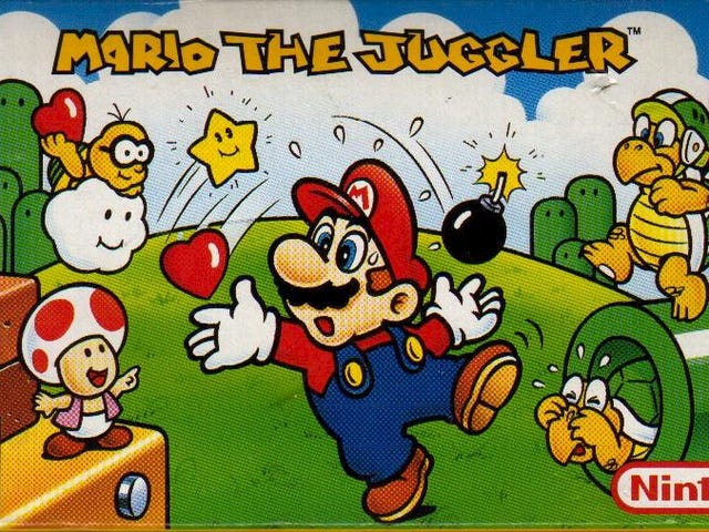 Warped Pipes: Let's Talk About, Um... That Time Mario Juggled, I Guess?