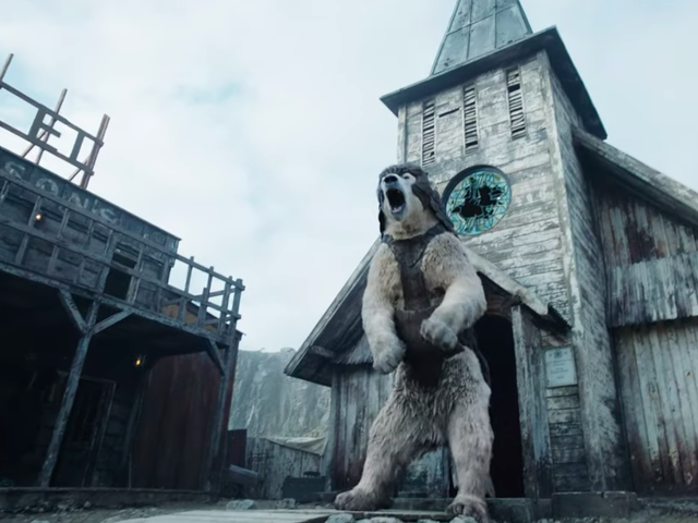 Lyra sails toward the northern lights in latest His Dark Materials trailer