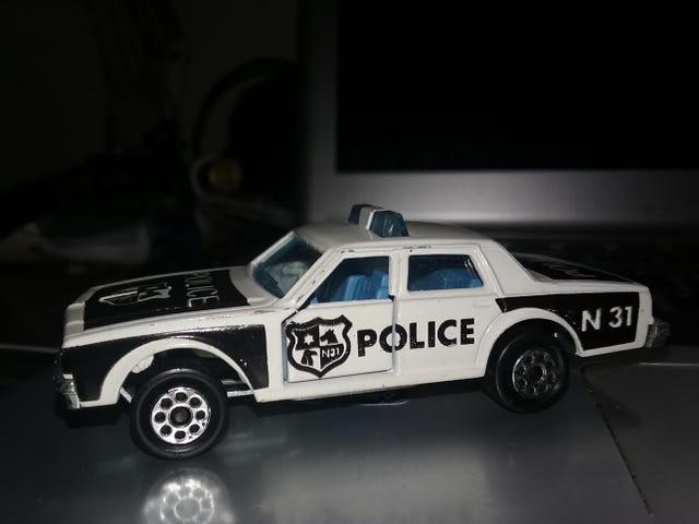 LaLD Car Week 2019: Chevy Impala Police Car