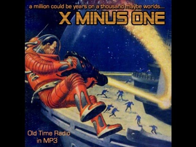 X Minus One - A Pail of Air