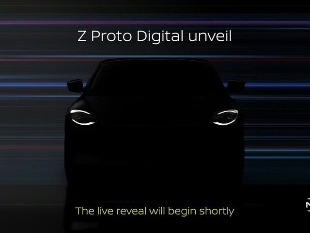 Watch The New Nissan Z Proto Reveal Live Here At 8:30 P.M. EST