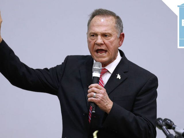 After 8 Women Allege Sexual Misconduct, Alabama Republican Party Announces It 'Supports' Roy Moore
