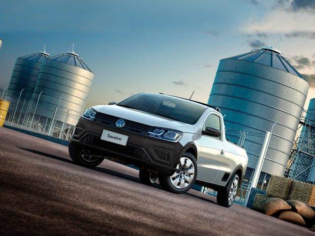 Volkswagen już sprawia, że idealny pickup truck, po prostu nie wiesz o tym