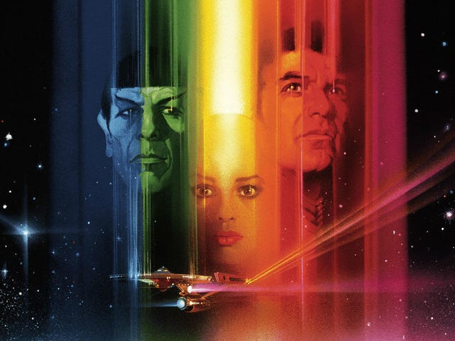 The Legendary Poster for Star Trek: The Motion Picture Is Getting a Limited Edition Release