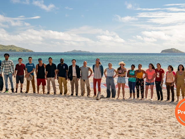 Winners go to War as Survivor delivers a thrilling start to its (overstuffed) 40th season