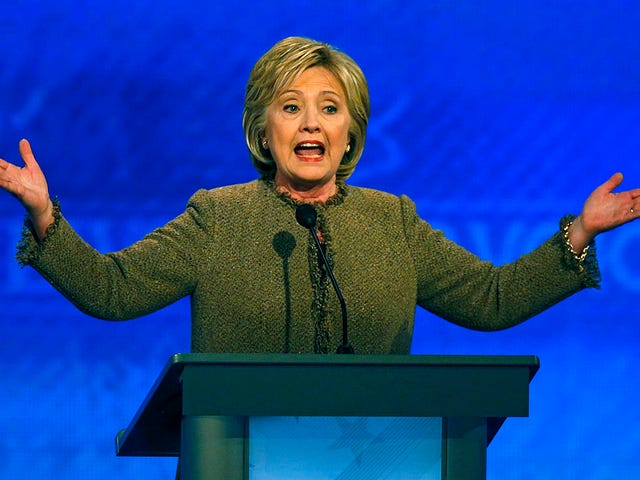 Hillary Clinton Doesn't Think U.S. Involvement In Libya Was That Big Of A Disaster