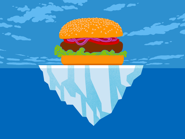 You Can Eat a Burger and Still Fight For the Planet