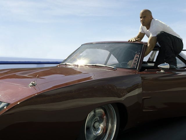 Fast & Furious Director Justin Lin to Make the Hot Wheels Movie