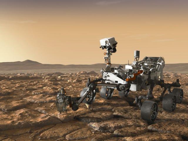 Voisiko Marsin elämän löytäminen todella muuttaa jotain?
