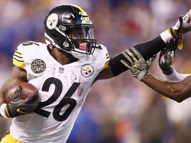 Le'Veon Bell's Holdout Is Now Getting Expensive
