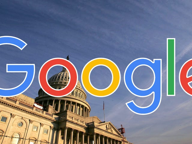 After Trump Rants, Top GOP Senator Asks FTC to Re-Open Google Antitrust Probe