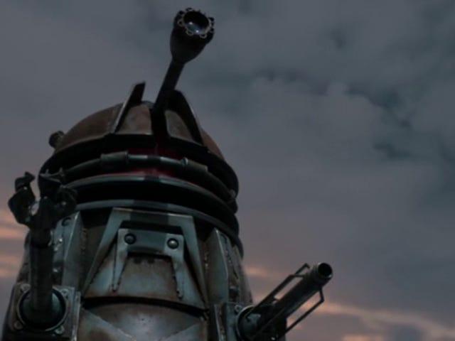 Daleks are So Metal