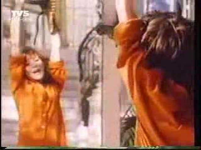 Anna Karina -- 'Roller Girl'