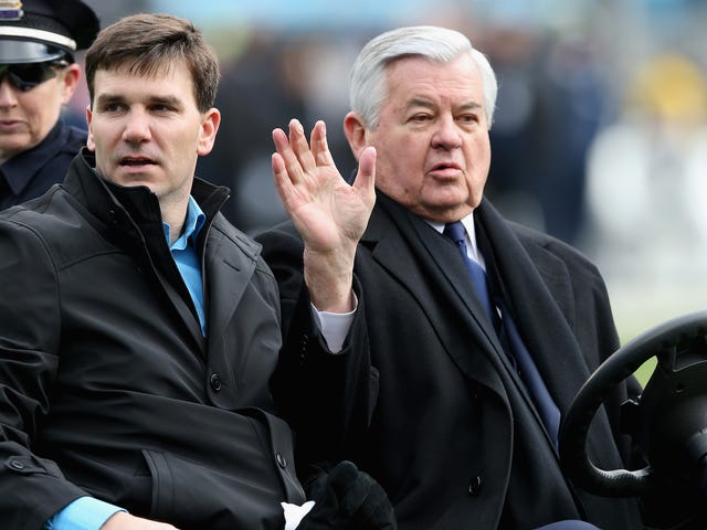 Report: Jerry Richardson Is No Longer Running The Panthers