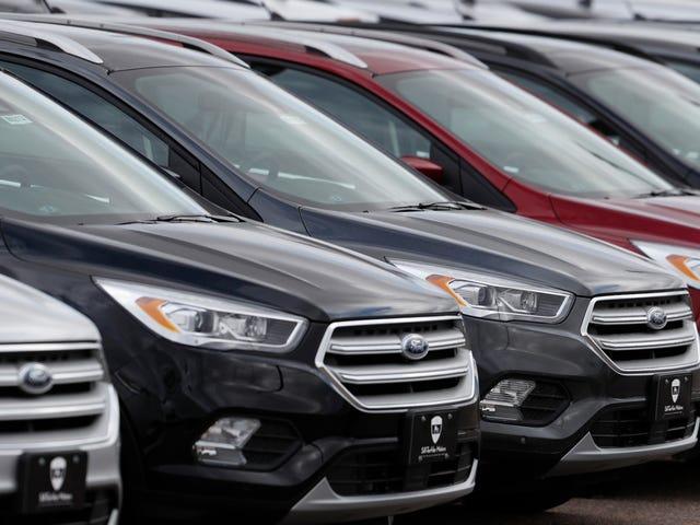 Οι Αμερικανοί Κινέζοι ξεκινούν έρευνα αντιμονοπωλιακής έρευνας σε τέσσερις εταιρείες αυτοκινήτων που έρχονται αντιμέτωποι με την Καλιφόρνια: Έκθεση