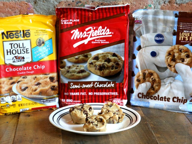 Which store-bought cookie dough tastes best raw? (Asking for a friend)