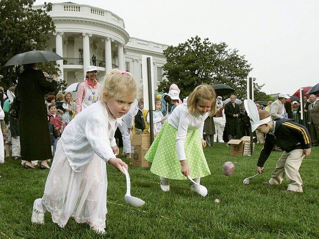 Trump hallinto on romuttaa pääsiäisenä
