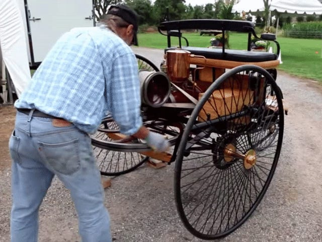 The First Car Ever Built Was Incredibly Annoying To Start