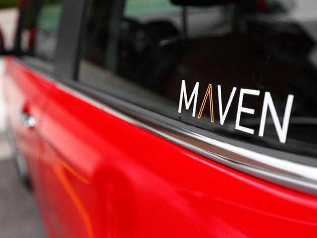 Dead: GM's Maven