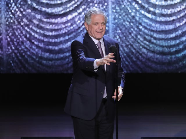 CBS Board Denies Les Moonves $ 120 Million Settlement