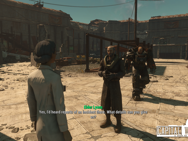 The Capital Wasteland Project, a mod remaking Fallout 3 inside Fallout 4, has been un-canceled