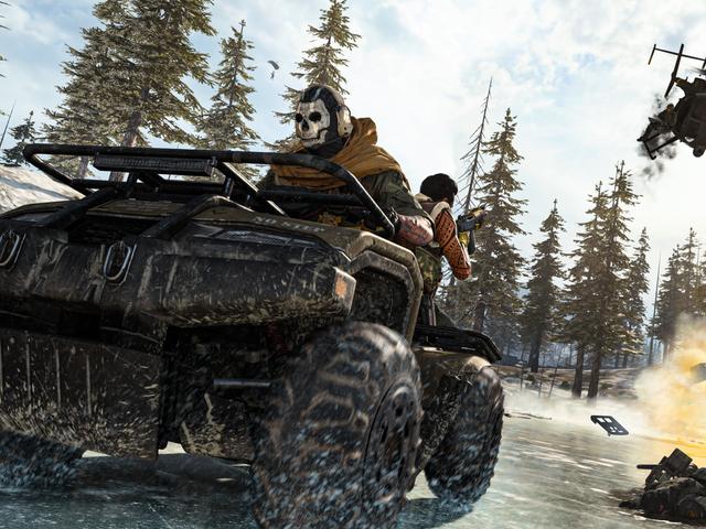 Call Of Duty: Người chơi Warzone bị cản trở bởi Bí ẩn, Thẻ khóa mới