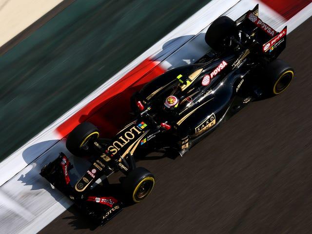 Renault a acheté le Lotus F1 Team pour seulement 1,49 $