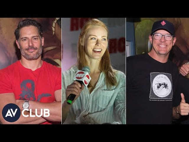 Joe Manganiello, Deborah Ann Woll, and more on great storylines and life lessons learned from D&D