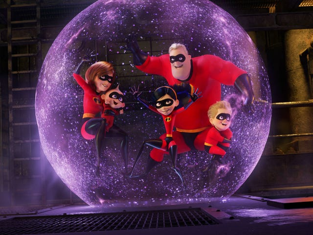 Incredibles 2 Will Introduce Some Intriguing New Supers