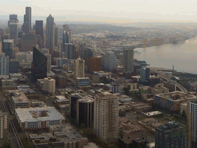 Watch Seattle Evolve and Grow in This Epic Three-Year Timelapse Shot From the Space Needle