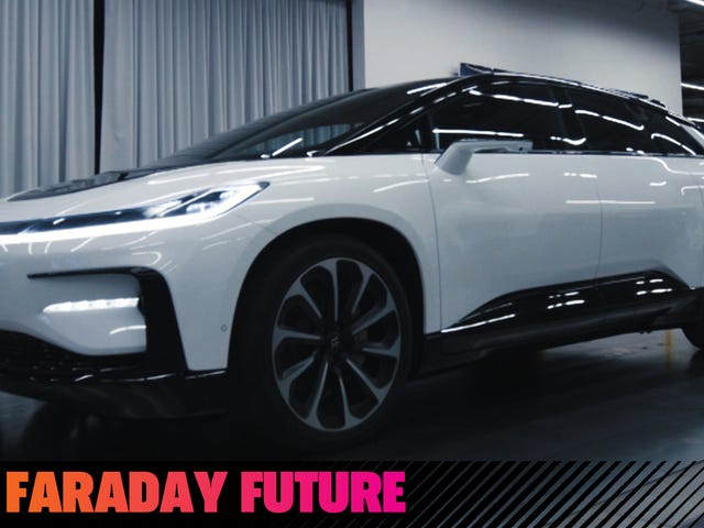 Inside Faraday Future: The EV Startup That Refuses To Die
