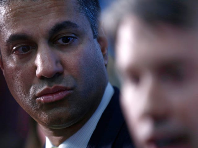 Ajit Pai Promised New Jobs and 'Better, Cheaper' Internet. His ISP Pals Have a Different Plan