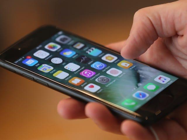 Đó không chỉ là bạn: Bản cập nhật iOS mới nhất của Apple có thể vô hiệu hóa micrô trên iPhone 7 và 7 Plus