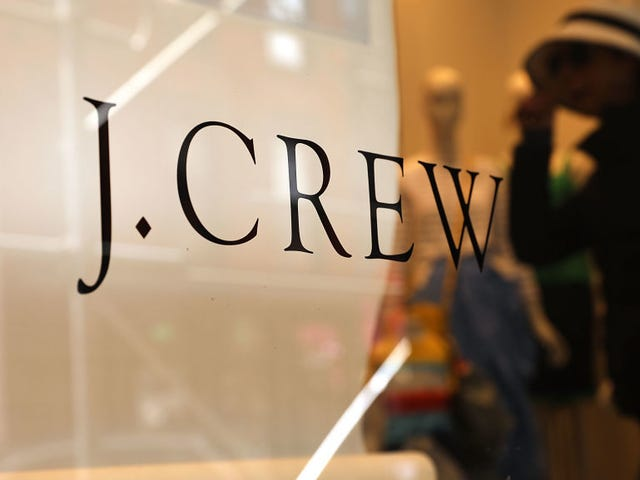 J. Crew to Close 39 Stores As the Retail Apocalypse Continues